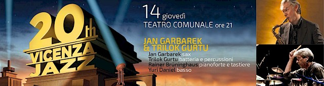 Jan Garbarek Group feat. Trilok Gurtu special guest