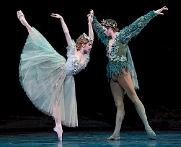 The Dream | Symphonic Variations | Marguerite and Armand
